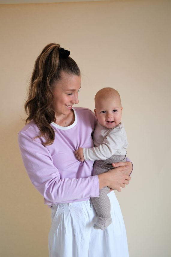 oblecenie na dojcenie